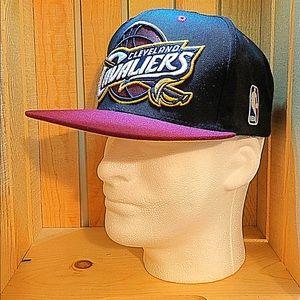 Cleveland Cavaliers Mitchell & Ness Snapback